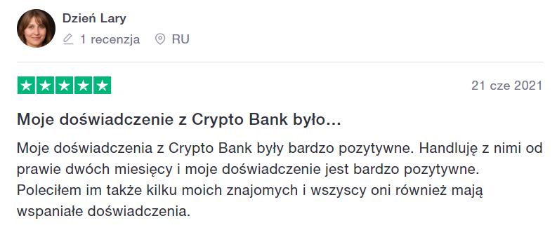 opinie crypto bank 4