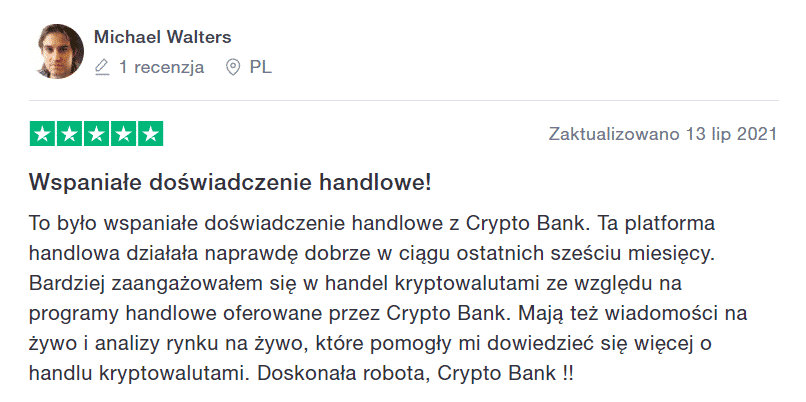 opinie crypto bank
